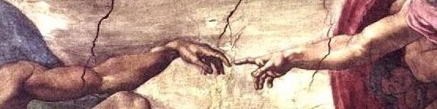 Michelangelo-Die Erschaffung Adams