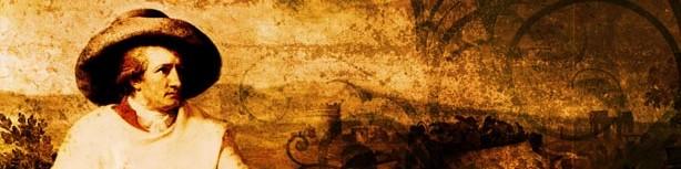 Tischbein: Goethe in der Campagna