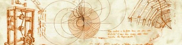 Leonardo da Vinci-Skizzenblatt