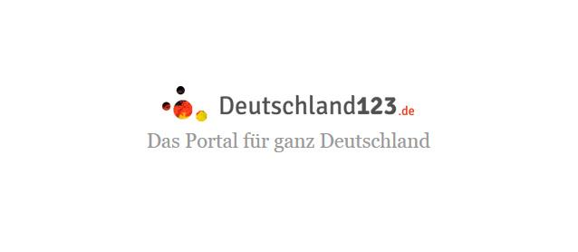 Deutschland123.de. Das Portal für ganz Deutschland